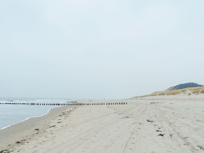 Beach Beauty In Nature Claudetheen Horizon Over Water Nature Nature Reserve Outdoors Sand Sand Dune Sea Seaside Vintage Water Waterfront Winter