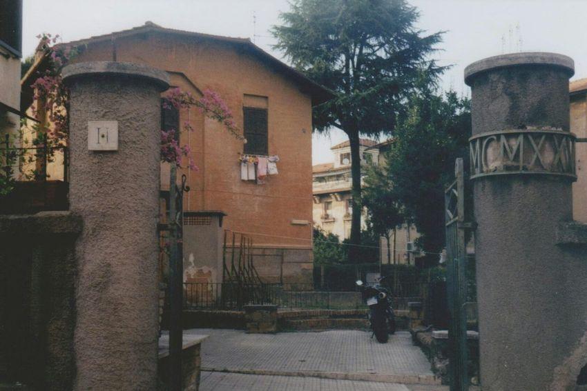Smena 8m Lomo Analog Camera Walking Around The City  Real Lomography Old Camera Gate Italian Place No Filter, No Edit, Just Photography Oldtime Camera