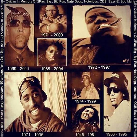 Favorite Rappers & Raegae Stars Gone But Never Forgotten Check This Out Mom's Memories
