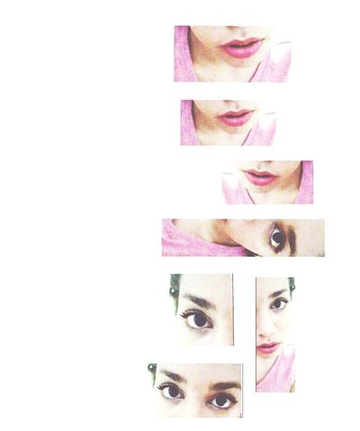 Fashion&love&beauty Photography My Eyes <3 Love ♥ Girl That's Me Selfie Cute Labios Rosas Collage ??