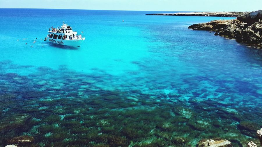 South Cyprus Cape Greco Hdr_Collection Check This Out