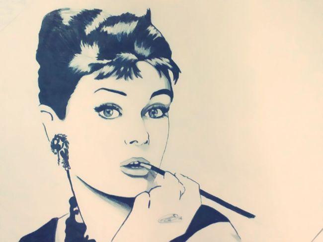 Drawing Draw Stencil Art Art