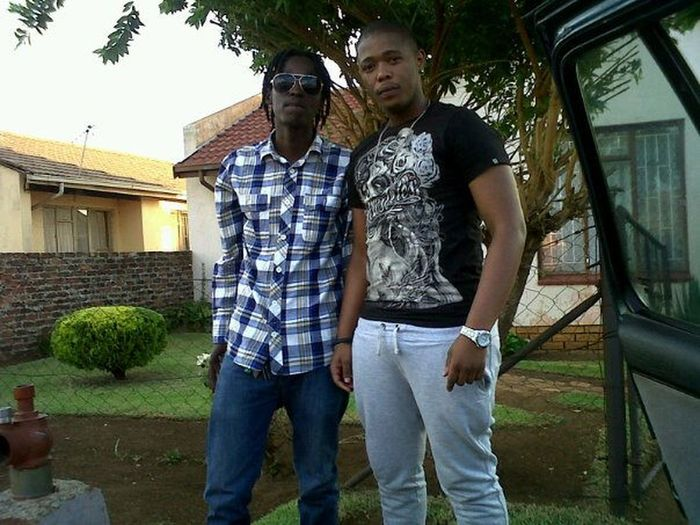 me and my nigga Pon Dit