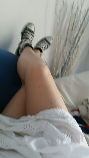Legs That's Me Relaxing