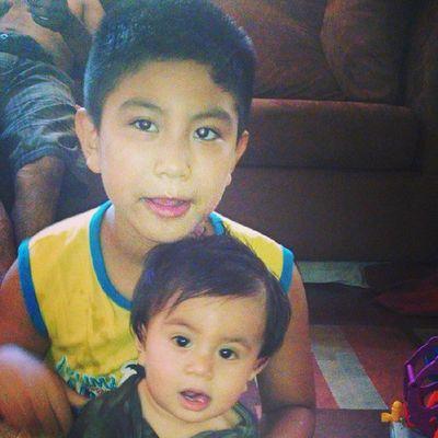 My nephews :)