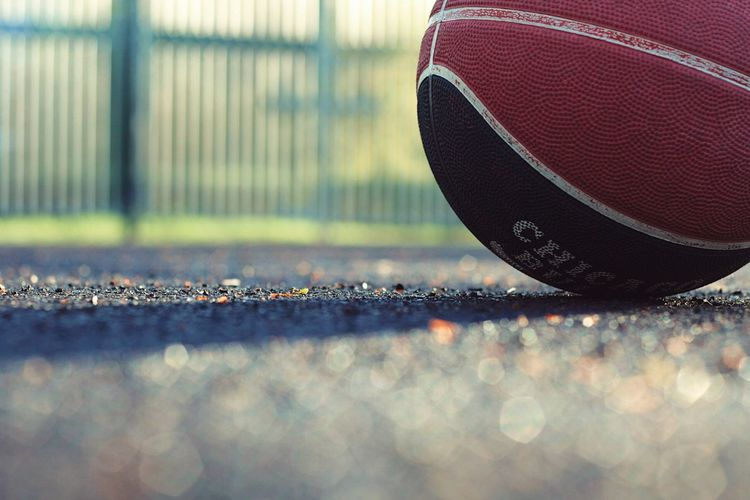 Basketball Selective Focus Close-up Sport No People Day Nature Sports Equipment Still Life Music Textured  Focus On Foreground Pattern Surface Level Outdoors Table Arts Culture And Entertainment Personal Accessory Security Sunlight Ball The Great Outdoors - 2018 EyeEm Awards