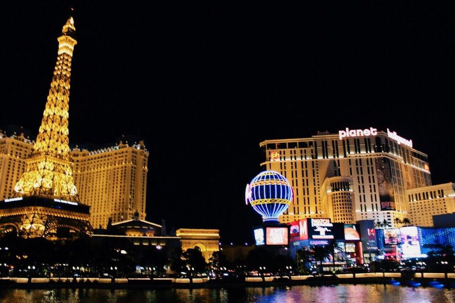 Nofilter Nightlife Night Lights Photography SinCity Vegas  Architecture Paris Outdoors Light And Shadow Photooftheday