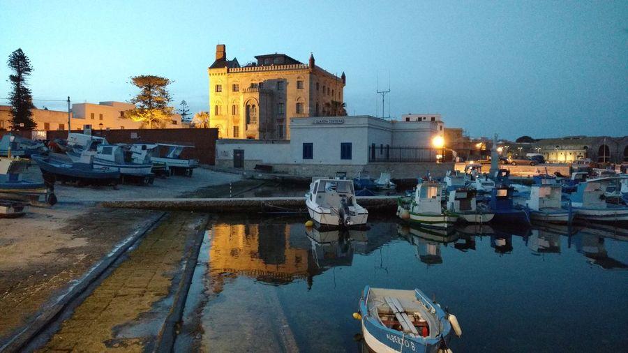Favignana Palazzo Castel Isole Egadi Egadi Ialands