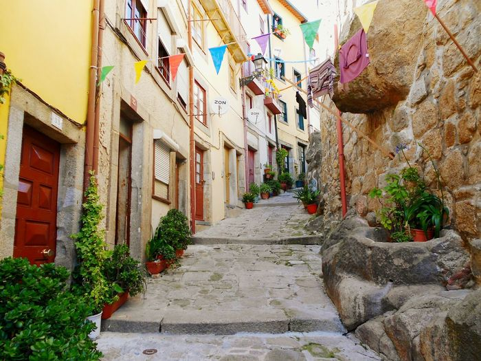 Streets of Portugal. Portugal Backalley Backalleys Streets Of Porto Streets Of Europe Stone Walkway