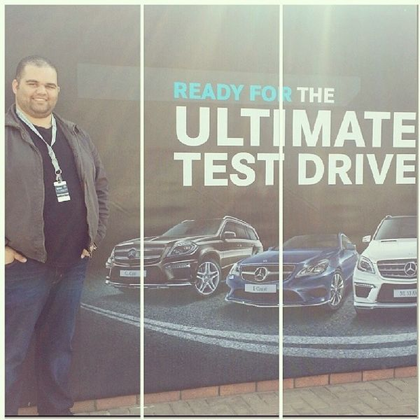 Mercedes Benz Test Drive 2014
