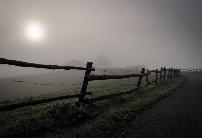 Segni e Silenzi Protection Outdoors No People Sky Nature Day Nature Tranquility Chasingfog Landscape_photography Landscape Fog Foggy Morning Foggy Weather Foggy Day Nature Photography Nature_perfection October Naturelovers Sunlight