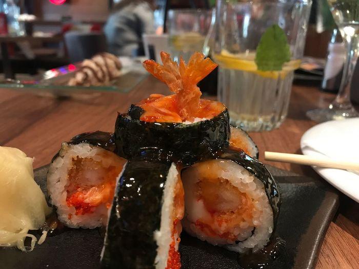 Sushi 🍣📸🍱