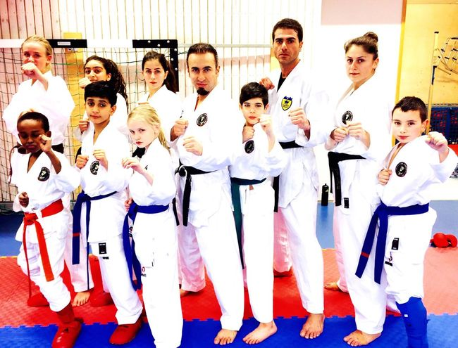 Karate Iran♥ Persian Persia Gothenburg Sweden Frölunda Karate Training People Martial Arts worldchampion Jasem Vishkaei
