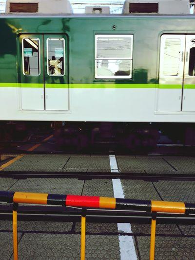 Train Level Crossing Japanese Style Japan Photography Japanese Train Keihan Line