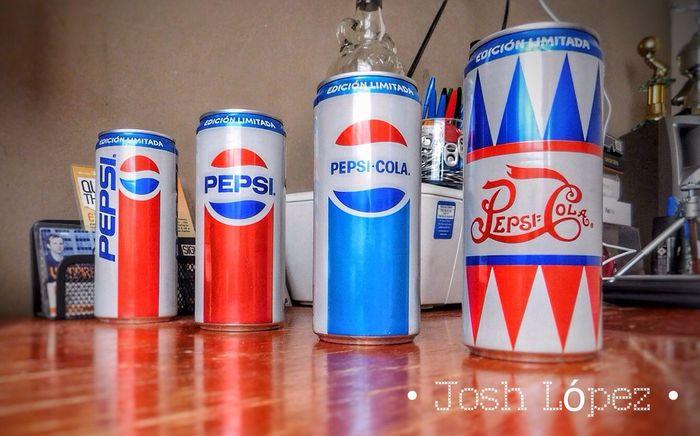 Perfecto! || Perfect! Pepsi Pepsi-Cola Pepsi Retro Pepsi-Cola Retro Refresco Soda Hermosa Beautiful La Mejor The Best Josh López EyeEm