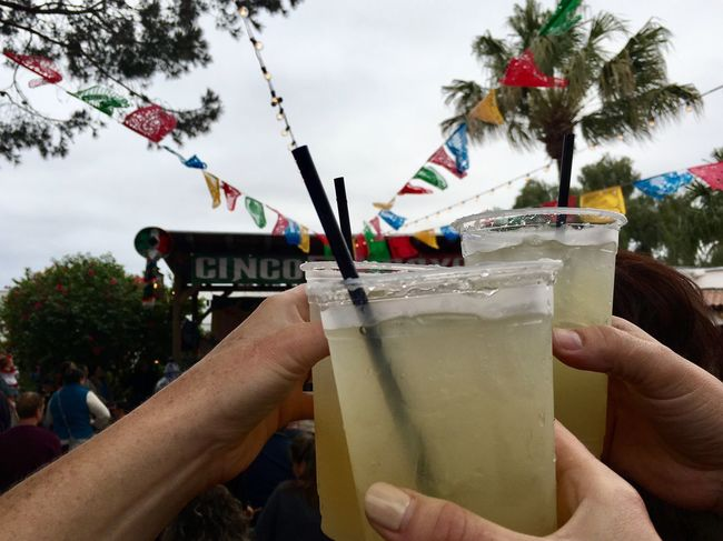 Cinco de mayo celebration with margaritas Human Hand Human Body Part Drink Real People Food And Drink Drinking Straw Holding Men Refreshment Leisure Activity Tree Lifestyles Day Drinking Glass Sky Focus On Foreground Outdoors Women Alcohol One Person Cinco De Mayo Margaritas Visual Feast Connected By Travel Food Stories California Dreamin