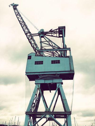 Crane Shipping Crane Industrial