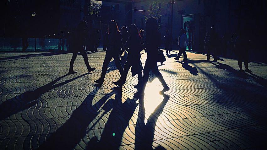Prayforbarcelona Barcelona Barcelona, Spain Shadow Sunlight Real People Walking City Travel HDR Collection HDR Lasramblas Ramblas Sad Sadness Against The Light Iphoneonly EyeEmBestPics EyeEm Best Shots Today's Hot Look First Eyeem Photo IPhone Blackandwhite IPhoneography Travel Destinations