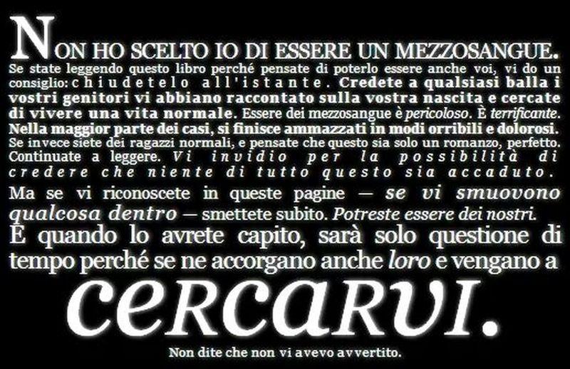 Percy Jackson Italia Demigods