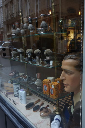 Bakery Business Choice Close-up Day Display Cabinet Food For Sale Freshness Indoors  Jewelry Store Large Group Of Objects Market One Person One Young Woman Only People Real People Retail  Retail Display Shelf Store Variation Women Young Adult Young Women