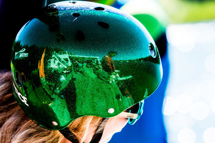 Activity Close-up Green Color Helmet Reflection Reflections Sports Wake Wakebording The Week On EyeEm Editor's Picks