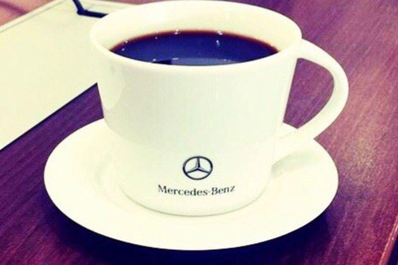 Capture Berlin #Mercedes Coffee Special Instead Adventure