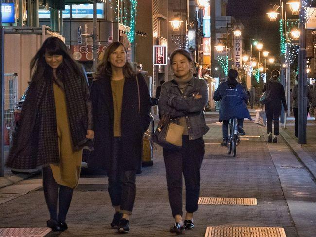 City Street On The Road City Life Snapshots Of Life Snapshot People Nightphotography Street Light City Lights Night Streetphotography Kichijoji 吉祥寺 , Tokyo Japan