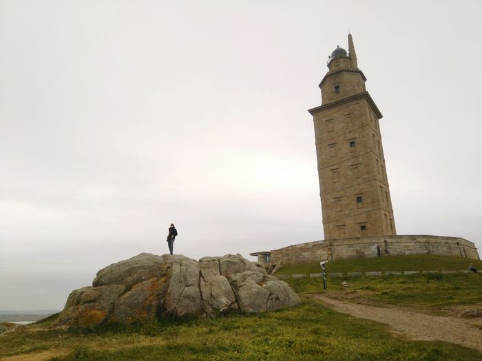 Neighborhood Map Lacoruña Acoruña ACoruña🤙📷 Torrehercules TorreDeHercules Herculestower