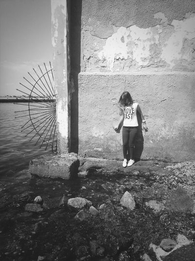 Sea Wall Marauder Martyr #iron#blackandwhite