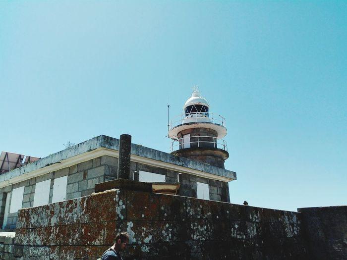 Islas Cies Faro De Islas Cies Lighthouse