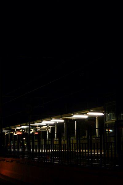 Spain ✈️🇪🇸 Calella, Spain Station Railwaystation Night Nightphotography Night Lights Nightlife Lights Street Streetphotography Hello World ✌ Travelling EnjoyTheJourney Summer Summertime Summernight Calmness Eyemphotography EyeEmStreetshots