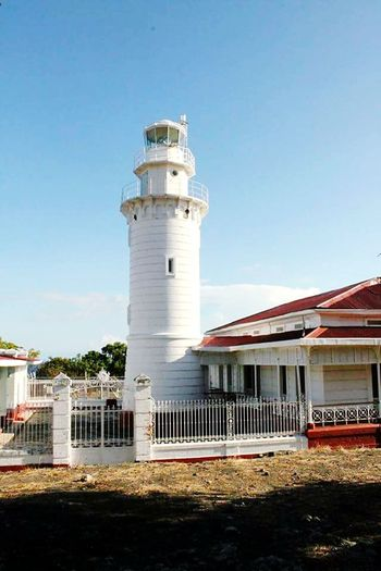 Faro de Punta de Malabrigo Lighthouse Philippines