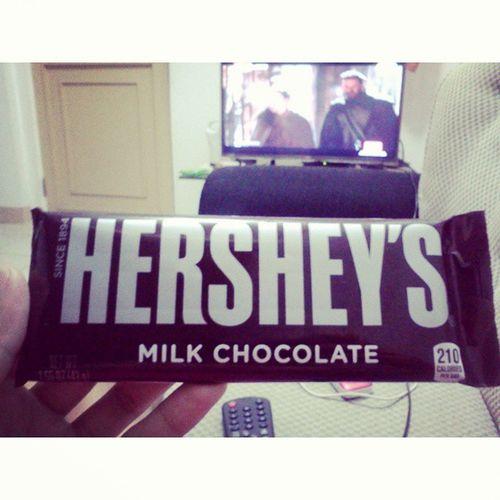 .all time favorite 😊😍👌🏠 Chocoholic Sweetness Whilewatchingtv Home