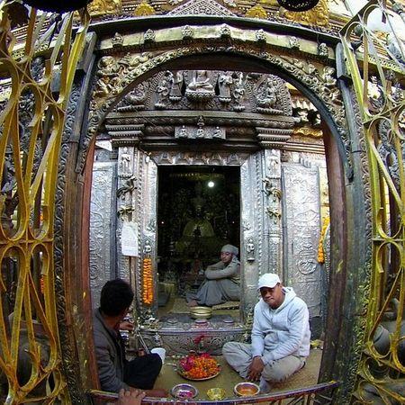 Goldentemple Patan Kathmandu Nepal gopro hero3