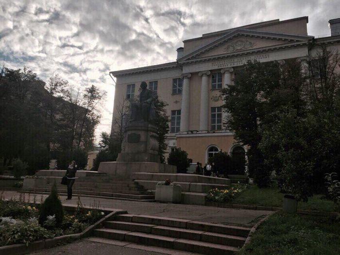 Journalism Faculty Msu Moscow Москва журфакмгу МГУ