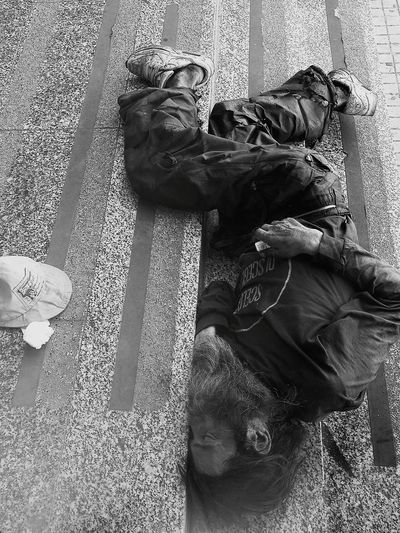 """Clochard"" Homeless Homelessman Homeless Person Blackandwhite Blackandwhite Photography Black And White Photography Blackandwhitephotography"