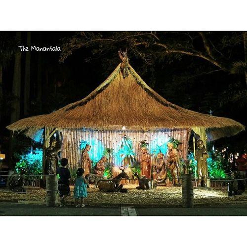 The Nativity via @samsungcamera UPLB Christmas Themanansala