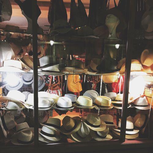 Fedora  Hats In Greece
