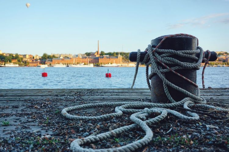2019 Niklas Storm Juli Water Nautical Vessel Harbor Sea Moored Buoy Fishing Tackle My Best Photo The Street Photographer - 2019 EyeEm Awards