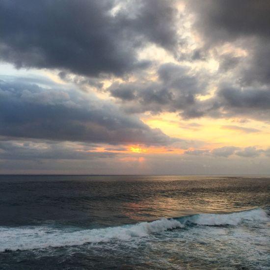 Sunset Nusa