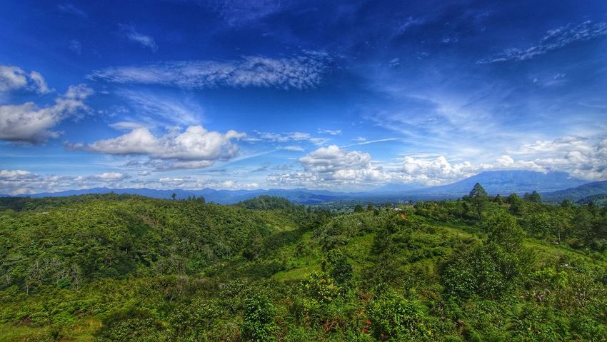 Puncak lawang Mytrip Landscape_photography Nature_collection Nature Hdrphotography Blueandgreen Puncaklawang Sumbar Eyeemindonesia Pleasure Sony A7 Tokina 11-16 Mm F/2,8
