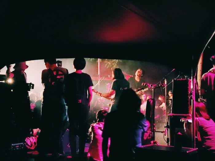 草東沒有派對 Indierock Live Music Rock'n'Roll 巨獸搖滾 Enjoying Life