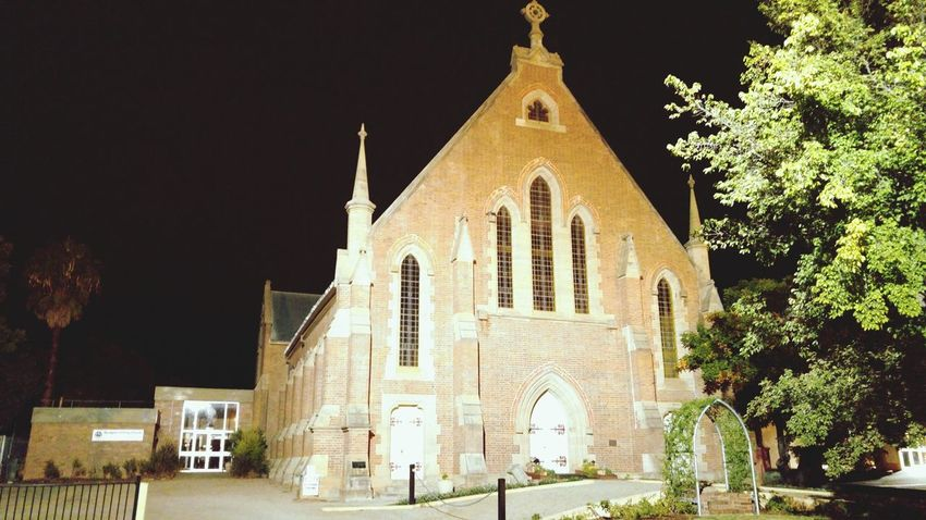 Church Old Buildings Nightphotography G4 Heritage Building Beautiful History