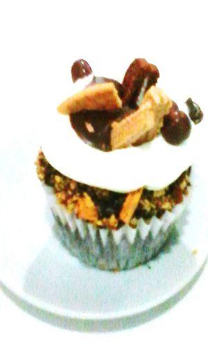 Yummy Cupcake Venezuela Lovely Chocolate Cupcake House Sweet Cream Cocosette Oreo Bolero Monagas Maturín