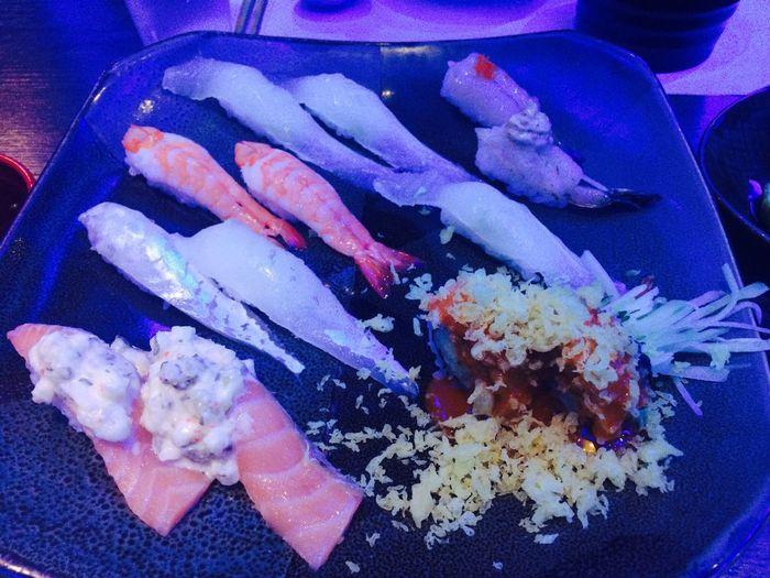 Food Porn Sushi The Sushi Yammy!!