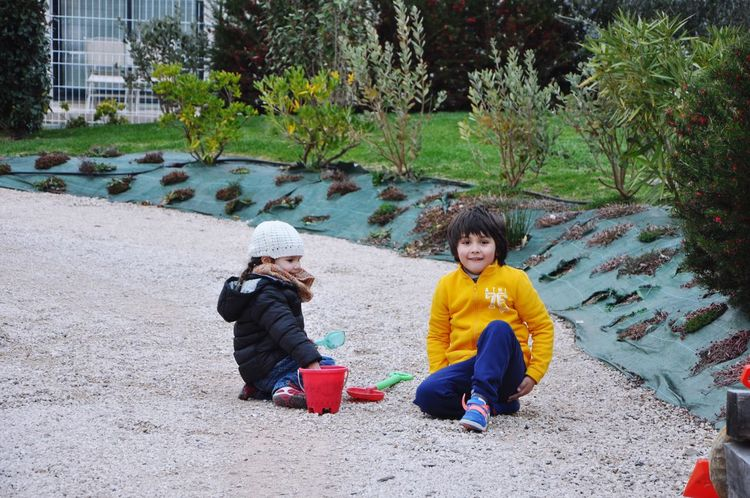 Kids Kids Being Kids Exploring Kidsphotography Brother & Sister Siblings Outdoor Photography Outdoor Fun Simple Things In Life Playing Outside Play Time Complicity Happy Kids Love Them