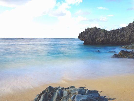 IPhoneography Mobilephotography EyeEm Best Shots Shootermag Life Is A Beach Okinawa Ishigaki Island Landscape EyeEm Nature Lover Used Slow shutter cam App.