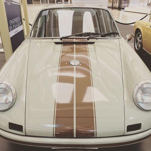 Car HotRod Porsche 911