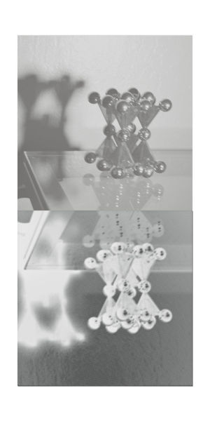Magnetix 8 Still Life Toys Adults Enjoy Magnets Neodymium Magnets Triangles Steel Bearing Balls Triangles Build Something Design Your Own Construction 3-dimensional You're As Limited As Your Imagination Abstract Balancing Act Playing With Effects Halftone Reflection Reflected Glory Monochrome Black & White Black And White Photography Black And White Black And White Collection  Mirrored For My Friends That Connect