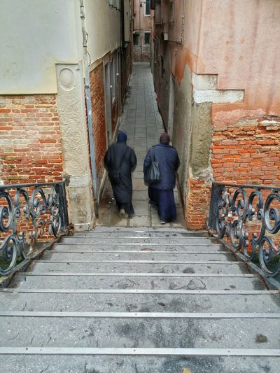 Showcase: January Venice, Italy Two False Needies Looking For A Lucrative Place Where To Beg Mobile Photography Street Photography Quick Snapshots Pattern Pieces